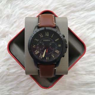 Fossil Watch Original