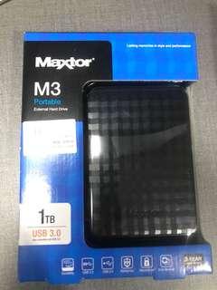 BNIB Maxtor 1TB Harddisk