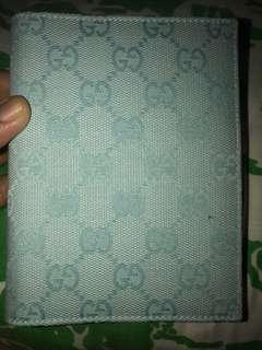 Authentic Mint Condition Gucci Agenda pm size