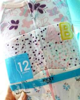 Next sleepsuit zip