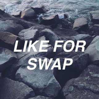 Like for a swap !