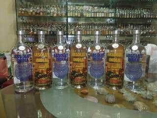 Absolut Vodka India collectuon