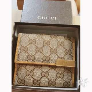 正品Gucci短夾