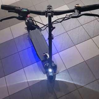 🚚 48V Escooter