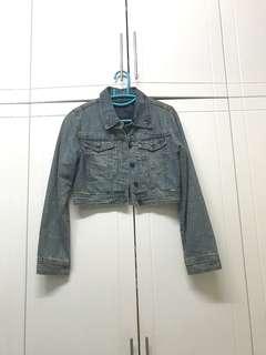 Crop Denim Jacket #July70