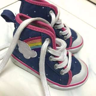 Gymboree Baby Sneakers High Top #July70