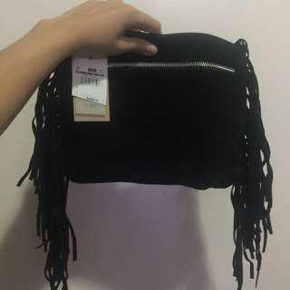 Springfield Tassel Body Bag