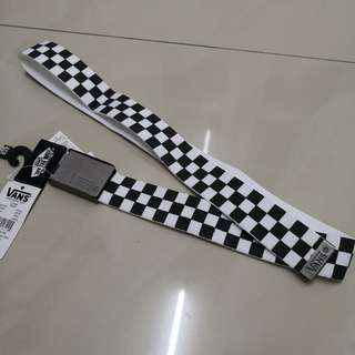 [BN] Vans Checkerboard Belt