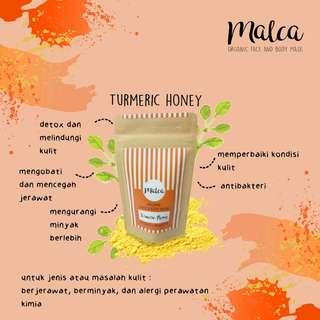 Malca Turmeric Honey