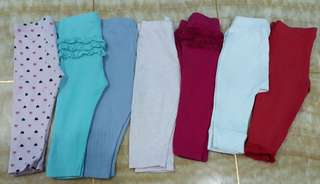 Baby girl pants (6-12 months)