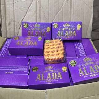 💯 Authentic Alada Soap (July Promo)