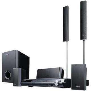 Sony 5.1 DVD Home Theater Cinema System