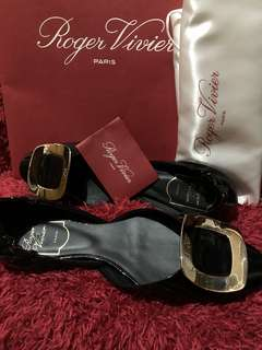 SALE!!! Roger Vivier chip shoes