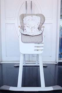 baby chair joie mimzy 360