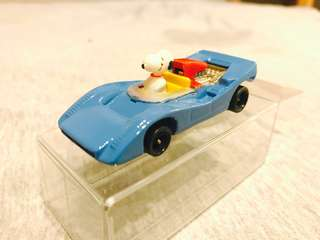 老香港 Snoopy Car 1972 Made in HK