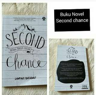 Novel - Second Chance