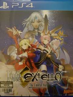 PS4 fate extello