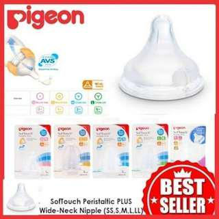 Pigeon SofTouch wide neck teat