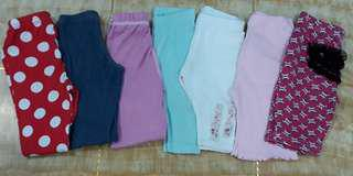 Bundle pants (6-12 months)