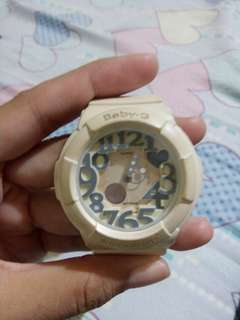 BABY G-SHOCK authentic