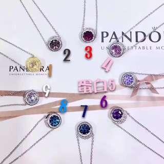 PANDORA潘朵拉海洋之星項鍊