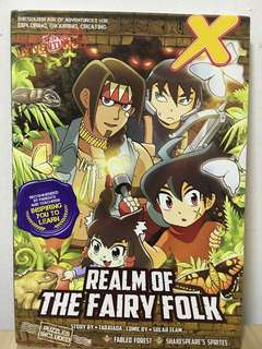 Realm of the fairy folk - the golden age of adventures h20