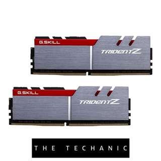G.SKILL TRIDENT Z 16GB (2 X 8GB) 3200MHZ DDR4 C16 UDIMM