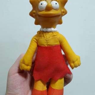 🚚 辛普森家庭 古董玩偶