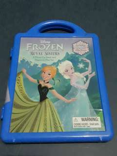 DISNEY FROZEN ACTIVITY BOOK