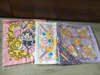 美少女戰士 Sailor moon 一番賞 G賞 毛巾