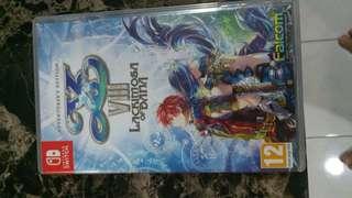 Used ys 8 lacrimosa of dana adventurer edition