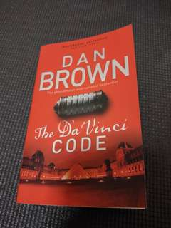 BN The Da Vinci Code by Dan Brown