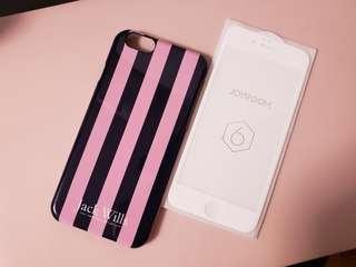 Jack Wills iPhone 6 Case (加mon 貼)