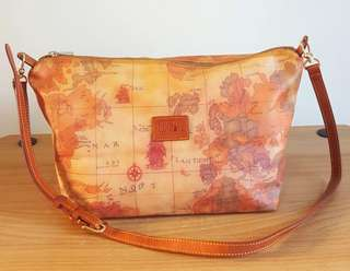 Authentic Ancient Sailing map Bag collection