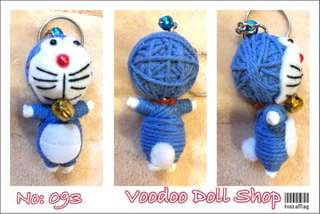 Voodoo Doll 匙扣
