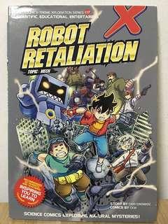 Robot retaliation: mech - x venture xtreme xplorTion series c17