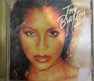 Toni Braxton (Music CD ALBUM)