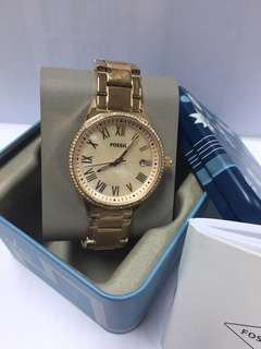 Fossil Woman Watch Authentic 💯