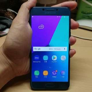平放Samsung C5 Pro(港行貨有保)