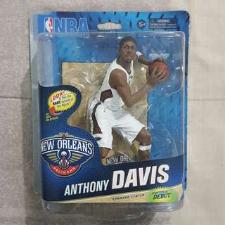 Legit Brand New With Box McFarlane NBA Series 24 Anthony Davis New Orleans Pelicans Toy Figure