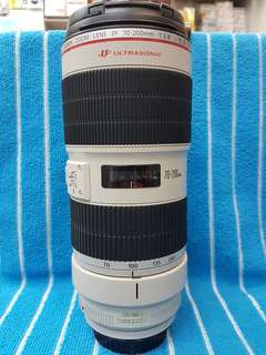 Canon EF 70-200/2.8 L ISII USM