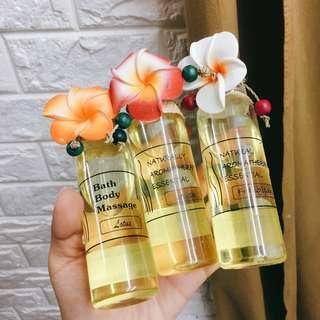🚚 峇里島帶回-香氛油 身體按摩油 香味隨機出貨 100ML