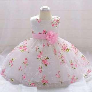 PRE ORDER :Baby Girl Dress