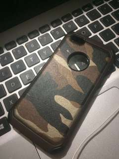 Iphone 5s camouflage case