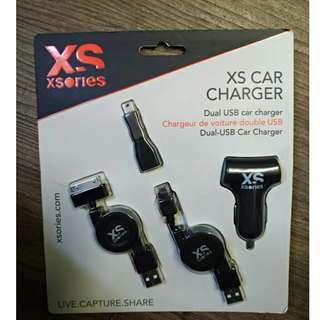 XSories 汽車轉插,插頭
