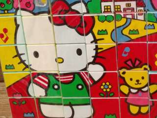 Sanrio Hello Kitty玩具