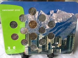2010年 加拿大冬季奧運會紀念幣