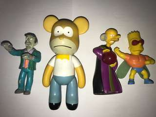 Simpsons Tree House of Horrors Set