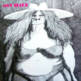 MAY BLITZ - Vinyl (Hard Rock/Progressive)