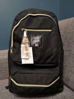Unisex Anello Backpack